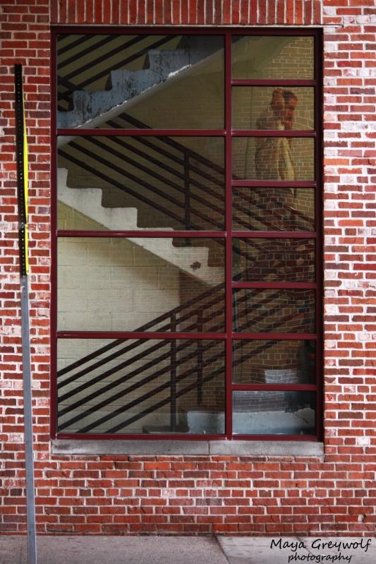 Maynard Street Stairwell
