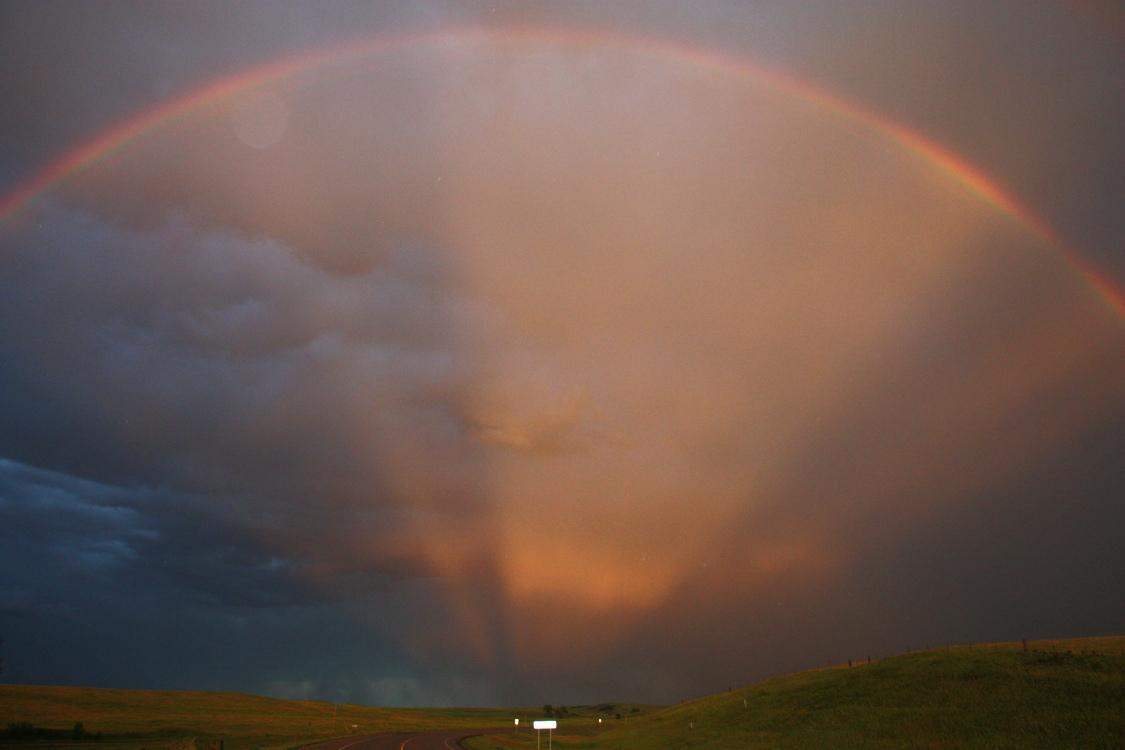 Fan Rainbow 2