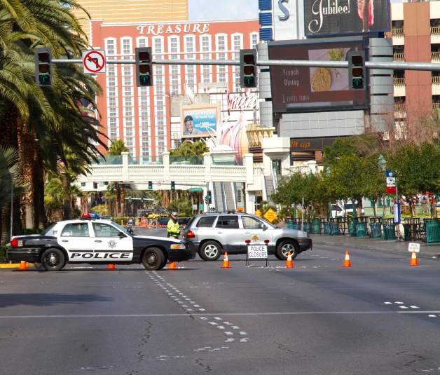 Las Vegas Strip Shooting Crime Scene 2 Final