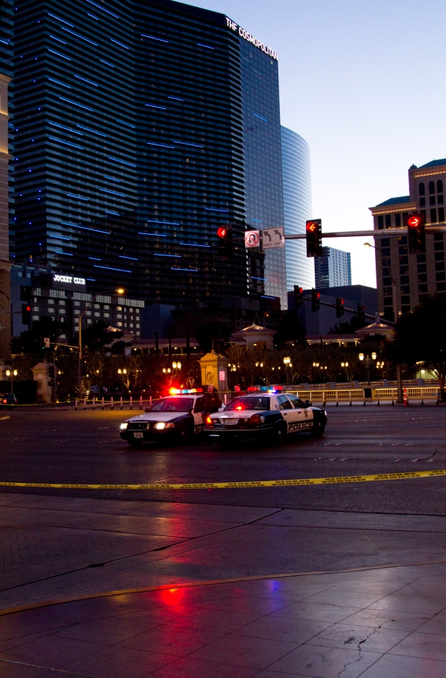 Las Vegas Strip Shooting Crime Scene 21 Final