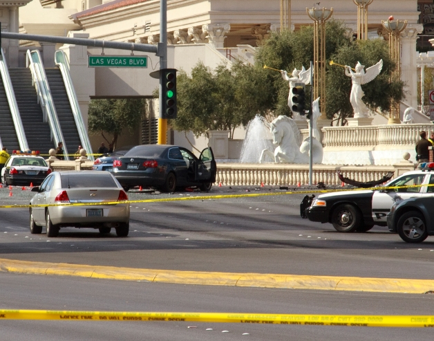 Las Vegas Strip Shooting Crime Scene 9 Final