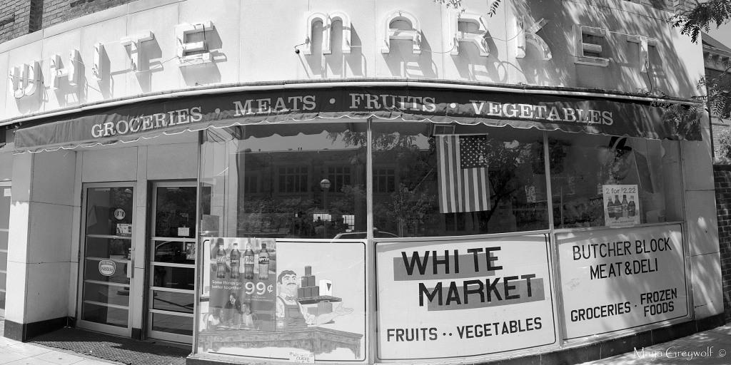 White Market, Ann Arbor